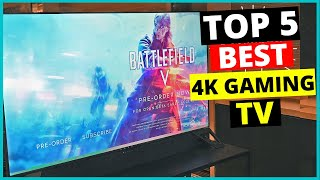 Top 5 best 4k gaming tv in 2020 for pc, ps5 & xbox series x (buying guide)   review maniac