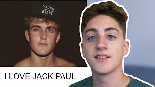 Reacting to Awful Jake Paul/Team 10 Fan Comments