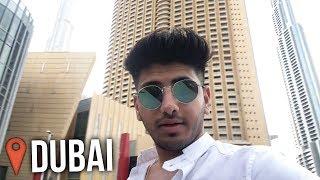 MEIN DUBAI TRIP! ☀️| SKK