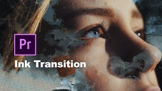 Tutorial Ink Transition + Free Preset - Adobe Premiere Pro (Indonesia)