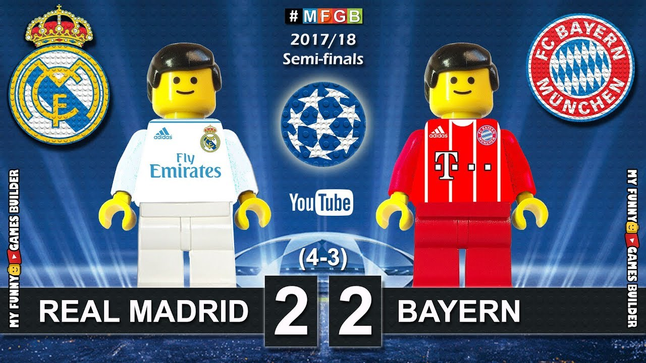 real madrid bayern highlights