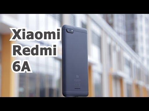 Xiaomi Redmi 6A - убийца бюджетных смартфонов 2018 года