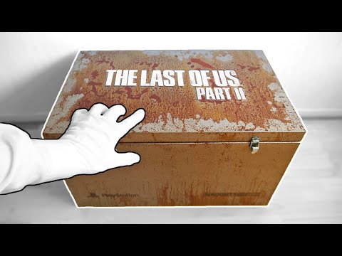 The Last of Us Part II Mystery Box Unboxing [Ultra Rare]