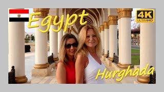 Egypt in 4K UHD - Hurghada , Sahl Hasheesh.