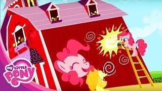 Мультфильмы Мой Маленький Пони. Веселая Пинки Пай
