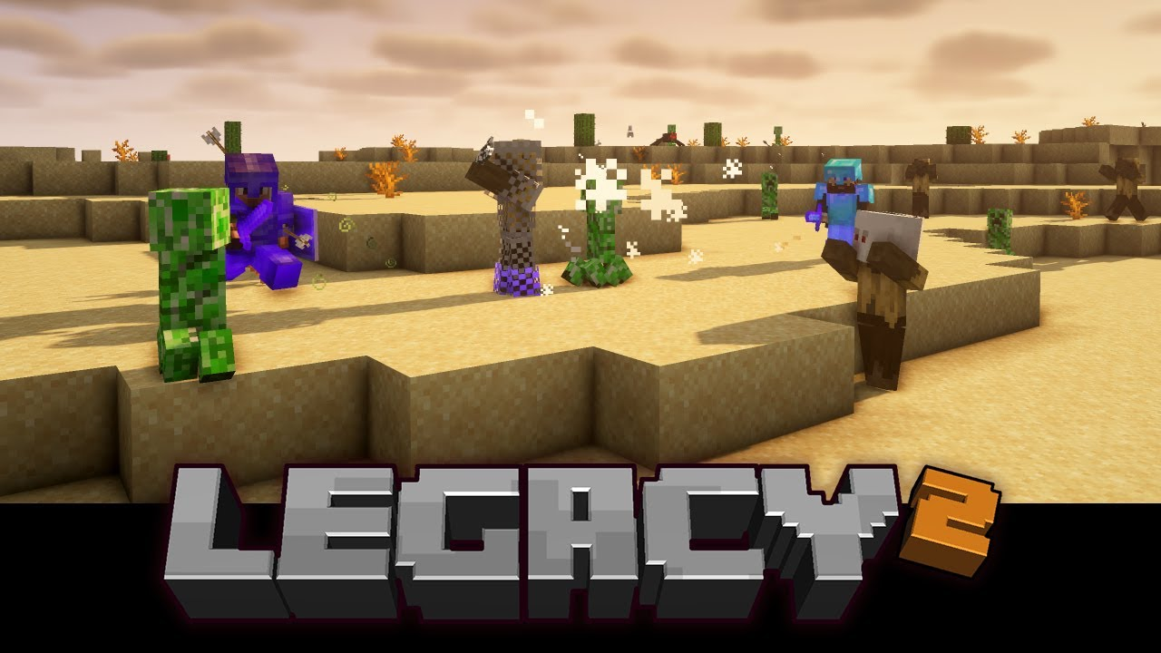 Legacy Season 2 - The Upgrade Games