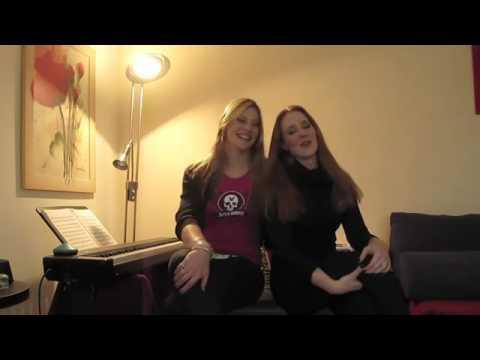 Simone Simons and Floor Jansen