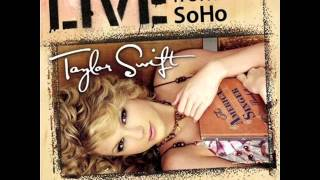Cover images Taylor Swift - A Place In This World (Live From Soho)