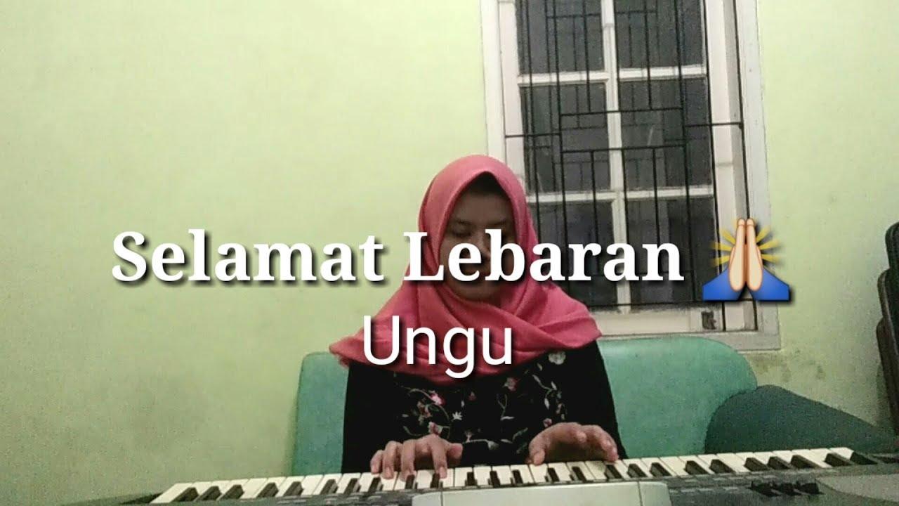 Selamat Lebaran Ungu Cover By Mega Citra Youtube