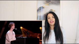 Gesangslehrerin reagiert auf Egon (Flügel)   The Voice Kids 2021   Blind Auditions