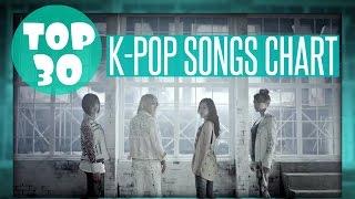 K-ville's [top 30] k-pop songs chart - november 2016 (week 4)