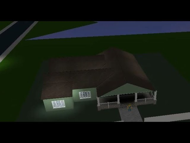 I Built Chuck Lloyd S House In Welcome To Bloxburg Youtube