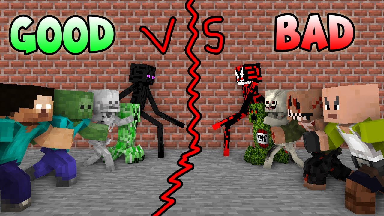 Monster School: Mr Meat Story Part 5 - Minecraft Animation