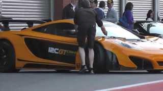 Mclaren 12C Can Am Edition Racing Concept Videos
