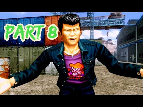Shenmue PS4 - Part 8 : Finding A Job At The Harbor