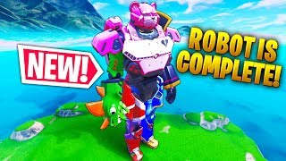 NEW ROBOT EVENT IS COMING..!!! | Fortnite Funny and Best Moments Ep.546 (Fortnite Battle Royale)