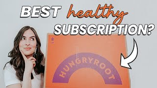 Honest Hungry Root Review I I Tried Hungryroot for a Week & Here Are My Thoughts