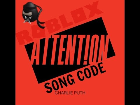 attention code for roblox