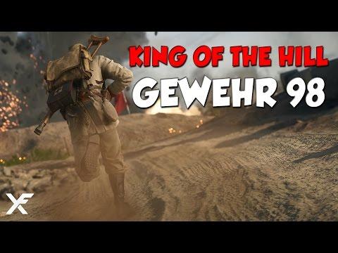 King of the HIll - Battlefield 1 Gewehr 98
