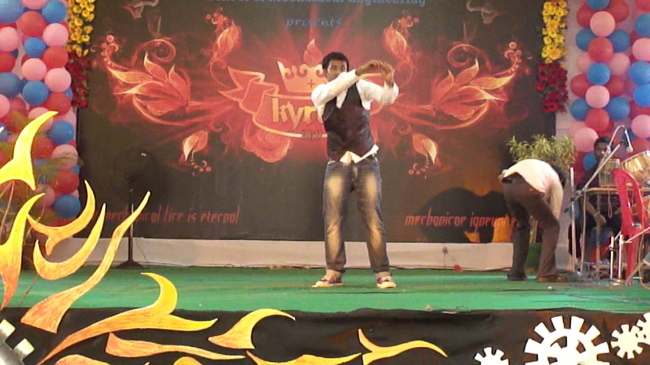 fresher party in kiit university - YouTube