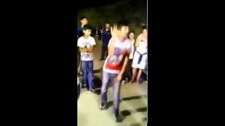 hunharca dans eden çocuk