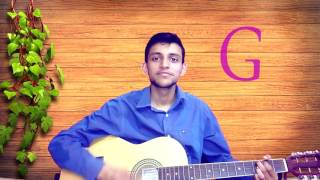 Nazm Nazm( Bareilly Ki Barfi) Easy Guitar Chords Lesson| Arko