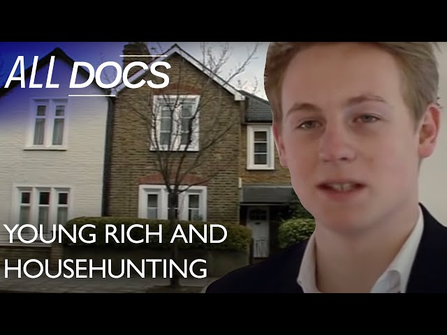 Young Rich and Househunting: Being Gifted a Flat Worth £350,000 | Full Documentary | Reel Truth