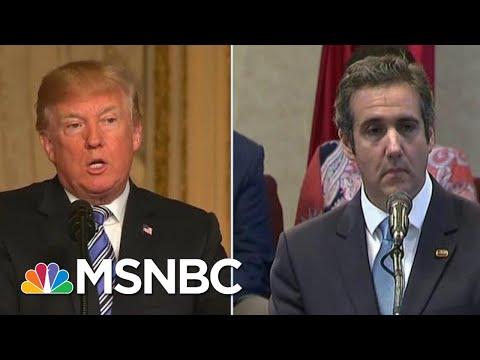 Michael Avenatti: Michael Cohen & Lanny Davis Are Playing The Public | Velshi & Ruhle | MSNBC