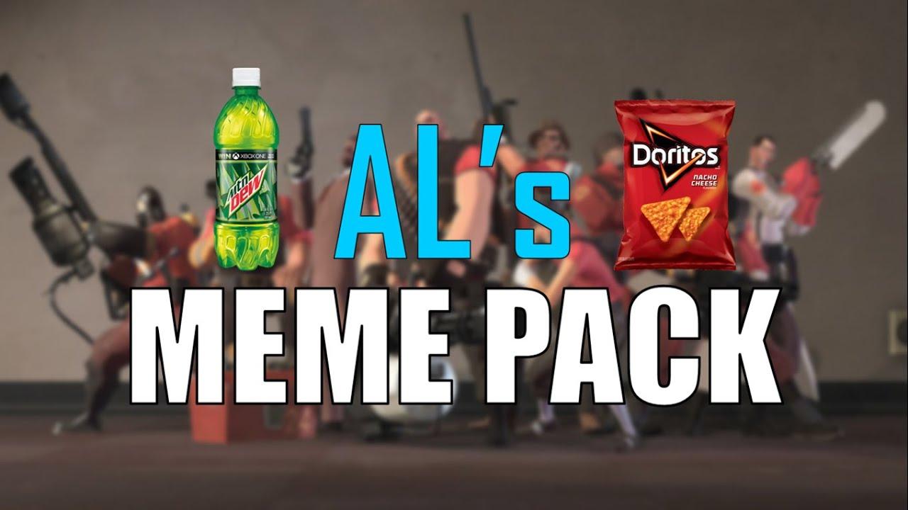 Al's Meme Pack [TF2 MLG Sound Mod] 100+ Sounds! [Team