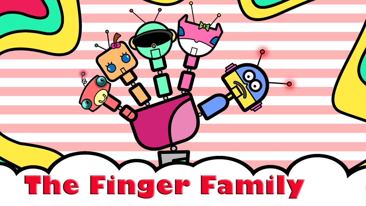 The Finger Family | Nhac Tieng Anh Thieu Nhi | Hoc Tieng Anh Qua Bai Hat -  YouTube