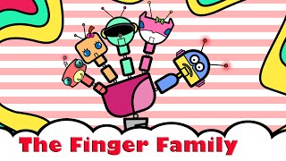 The Finger Family | Nhac Tieng Anh Thieu Nhi | Hoc Tieng Anh Qua Bai Hat