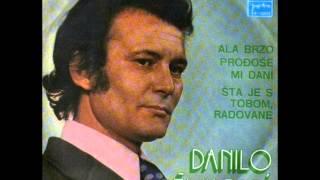 Danilo Živković - Ala Brzo Prođoše Mi Dani