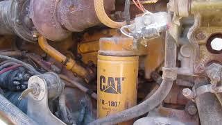 83-17 Caterpillar 950F Moteur - 2