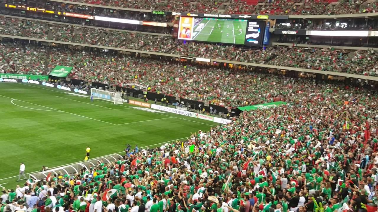 Gol de andres guardado en atlanta mexico vs paraguay - YouTube e13cf6b5a25dc