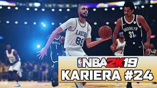 Drużynowy TAKEOVER ► NBA 2K19 KARIERA #24
