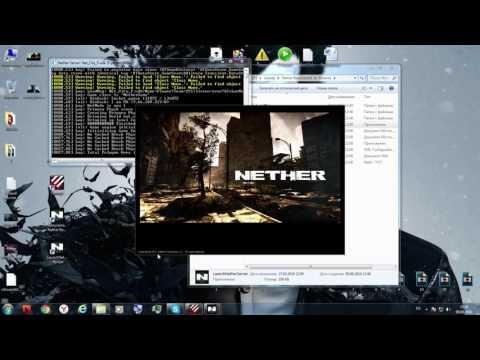 Как играть по сети в Nether
