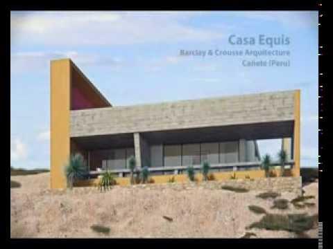 Casa Equis  YouTube