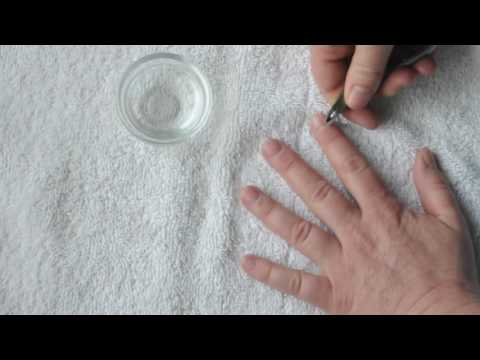 Clean Your Cuticles Like a Pro!