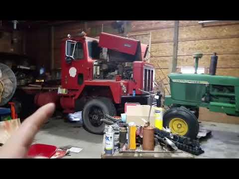 Truck Talk And Misc Stuff