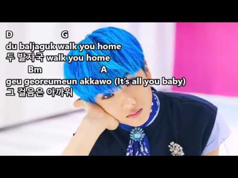 NCT Dream 엔시티 드림 - Walk You Home lyrics and chords