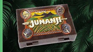 Jumanji Board Game Replica Unboxing
