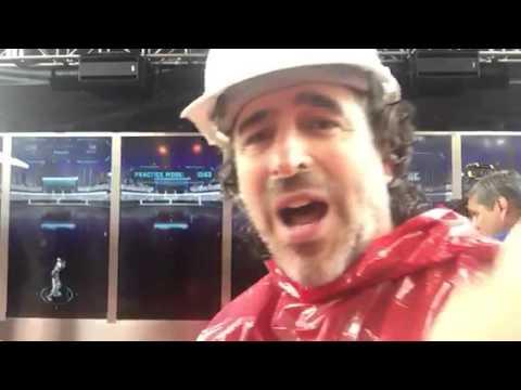 James Curleigh Of Levi's Talks Super Bowl 50 #SB50 - Zennie62