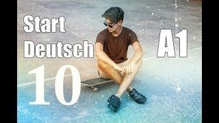 Аудирование HÖREN 10: Подготовка к экзамену Start Deutsch A1 немецкий язык