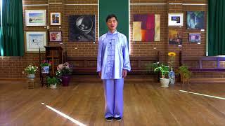 Ba Duan Jin Qi Gong For Beginners (Ready Position)