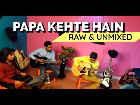 Papa Kehte Hain Bada Naam Karega Song on Guitar by Kapil Srivastava
