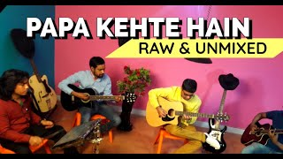 Papa Kehte Hain Bada Naam Karega Song on Guitar by Kapil Srivastava