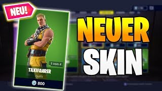 NEW SKIN Taxi Driver 🚖😎 Fortnite Shop Today 30.1 | Item Shop 30 January 🛒