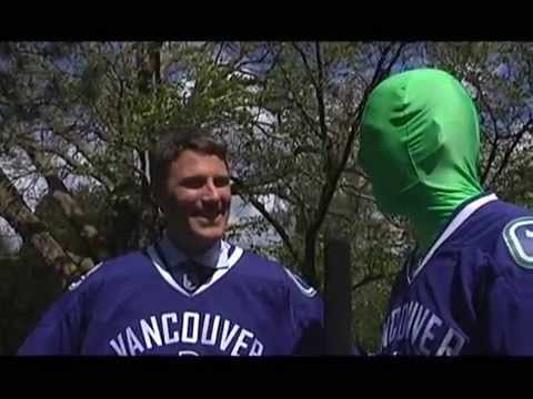 GMTV - 4 Questions with Mayor Gregor Robertson