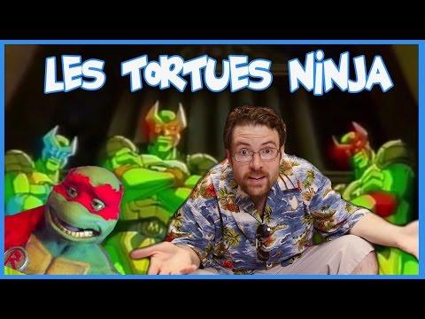 Joueur du grenier - Hors série - Tortues Ninja