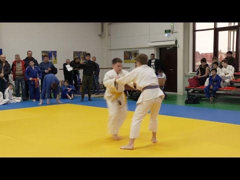 Победителей регионального первенства по дзюдо определили среди спортсменов Тамбовской области